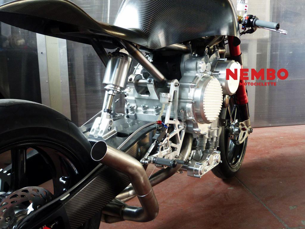 Nembo Motorcycle Prototype
