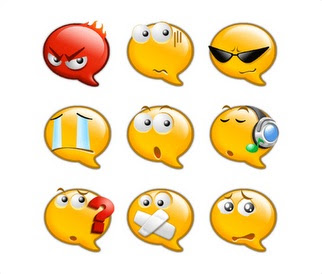 Emotions Clip Art