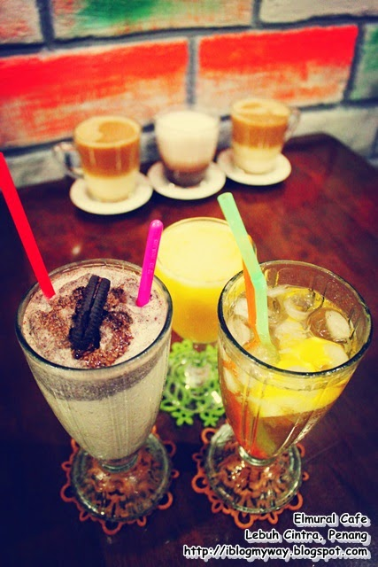 Elmural Cafe @ Lebuh Cintra, Penang