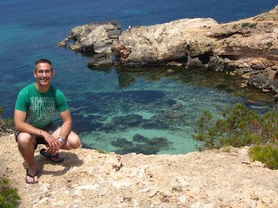S'Illot des Renclí Beach in Ibiza