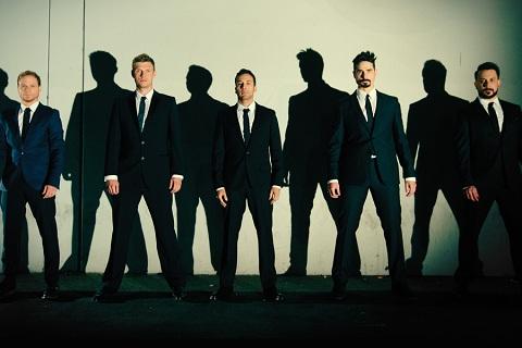 Backstreet Boys back together
