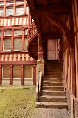 Troyes - Hôtel du Lion Noir