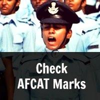 AFCAT Marks