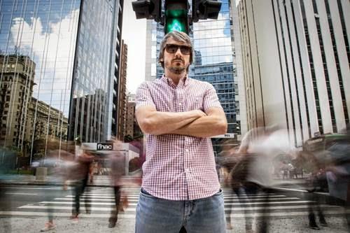 """Fred Melo Paiva vai em busca de alternativas para questões urbanas em """"Cidade Ocupada"""" - Foto: Yuri Andreoli"""