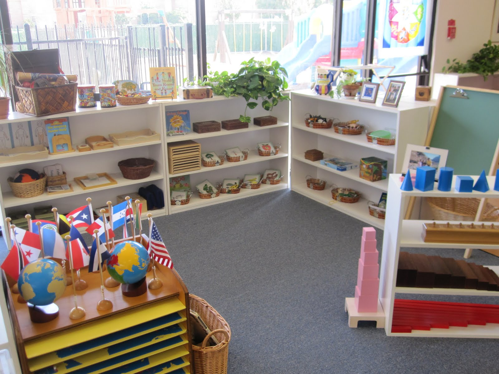 Montessori Classroom Decoration Ideas ~ Got montessori