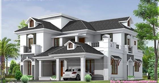 2951 Sqft 4 Bedroom Bungalow Floor Plan And 3D View
