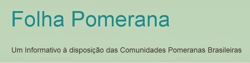 Folha Pomerana