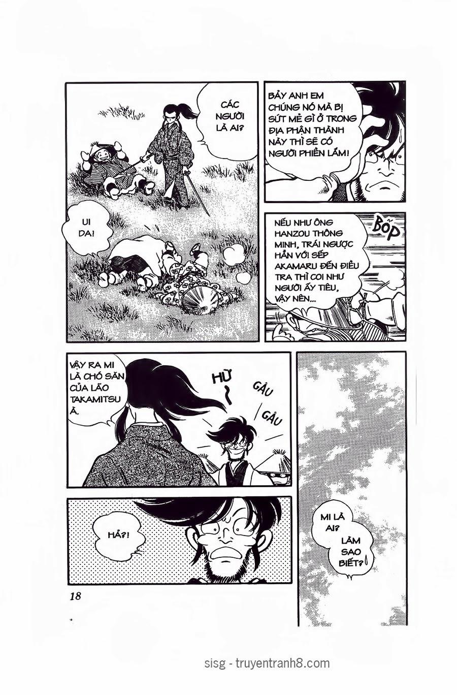 Nijiiro Togarashi - Ớt Bảy Màu chap 80 - Trang 15