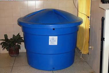 Entregado tanque de almacenamiento de agua para el ambulatorio de La Playa