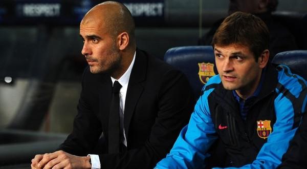 vilanova pelatih baru barcelona