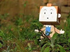 Tintin Papercraf Model Free