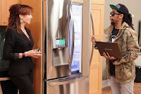 Marilu Henner and Lil Jon on All-Star Celebrity Apprentice