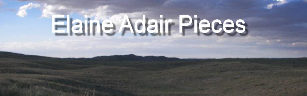 Elaine Adair Pieces