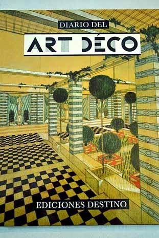 """Diario del Art Déco"" - Bouillon, Jean-Paul"