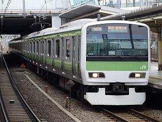 山手線 品川・渋谷方面行き