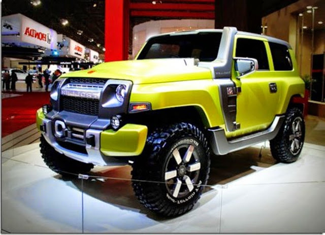 2016 Toyota FJ Cruiser Release Date and Price