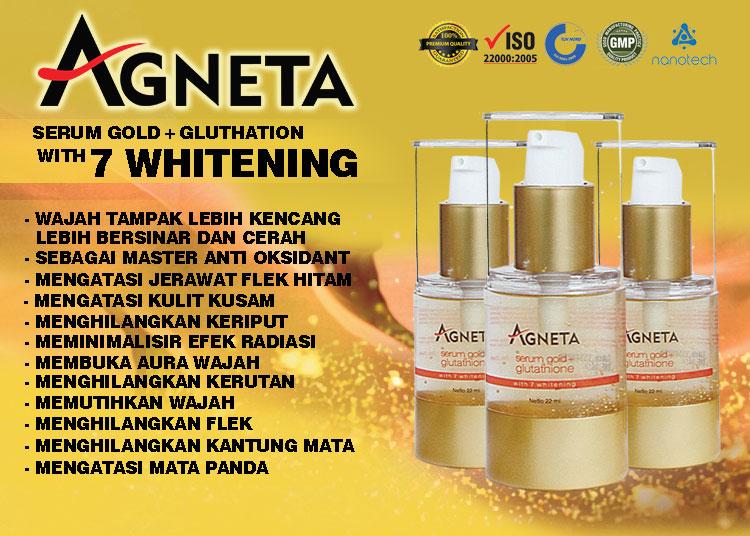 Agneta Gold Serum