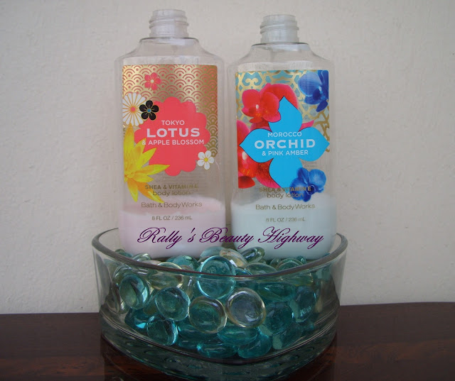 Bath and Body Works, body care, body lotion, cosmetics