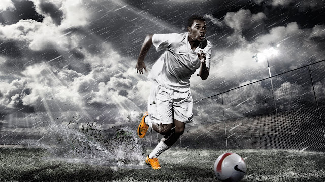 robinho nike brand wallpapers