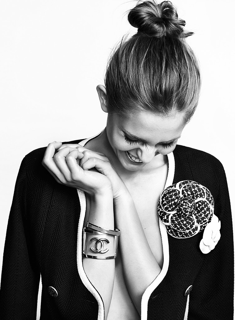 Elle Denmark Nadja Bender photgrapher by Hasse NielsenStyled by Mie Juel