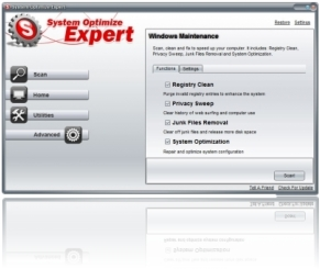System Optimize Expert 3.2.2.2