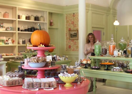 Querido ref gio blog de decora o lojas doces cores for Bakery shop decoration ideas