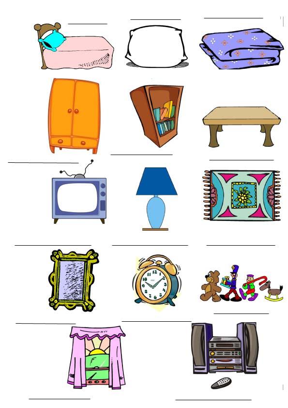 Image Result For Bedroom Furniture Items
