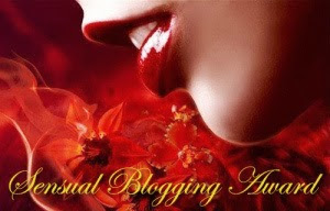 Sensual Blogging Award