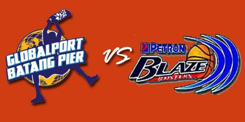 PBA Globalport Batang Pier vs Petron Blaze Boosters Live Stream February 8, 2013