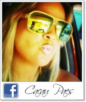 *CACAU PAES - Facebook*