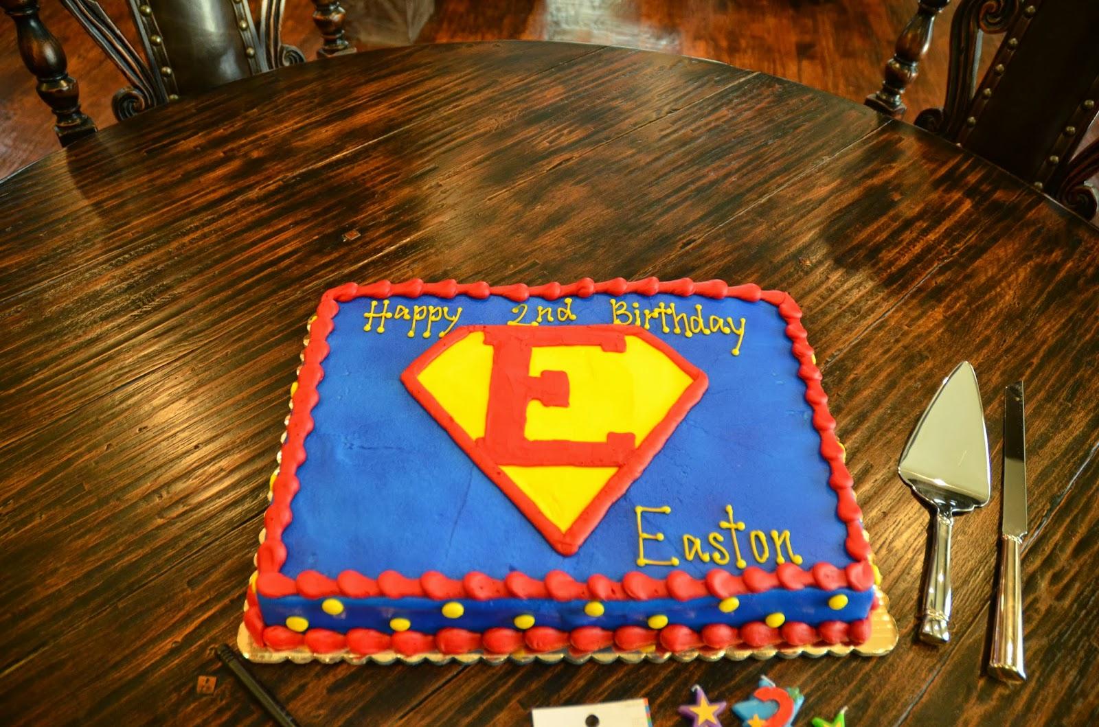 Easton Amp Hunter Alexander Happy 2nd Birthday Easton K