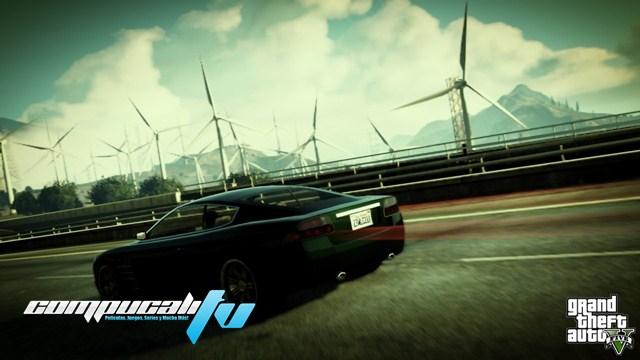 GTA V 5 Play Station 3 Español
