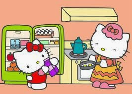 Gambar Hello Kitty Memasak Cooking Games