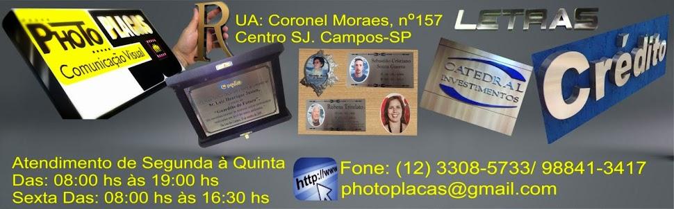 PLACAS DE HOMENAGEM EM AÇO INOX EM SÃO JOSÉ DOS CAMPOS-SP PLACAS DE HOMENAGEM EM SÃO PAULO-SP