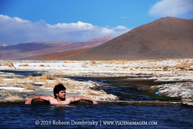banho termal na bolivia