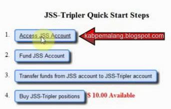 $10 Bonus JSS Tripler