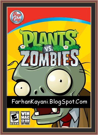 Plant vs Zombies Cover - FarhanKayani.Blogspot.Com