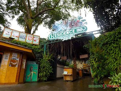 Mango Tours Tagaytay Residence Inn facade