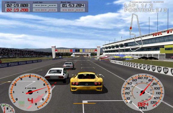 play 3 player racing games online free
