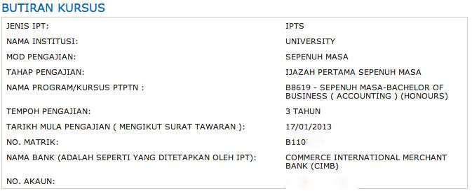 How To Apply Ptptn Study Loan Mr Sai Mun