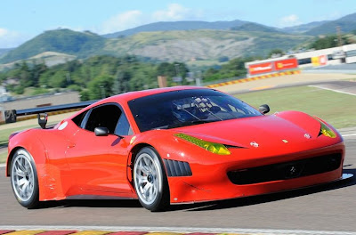 Ferrari 458 Italia Grand Am 2012 pictres