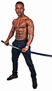Packs Bobo ; Iyanya Shows off his Six Packs in Cover for Ping Mag.