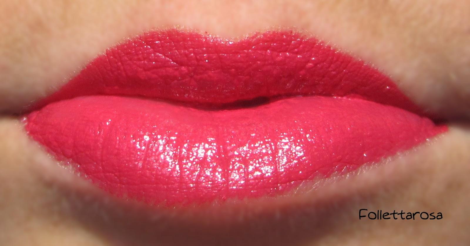 sociable lipstick elf swatch