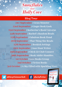 Blog Tour: Snowflakes over Holly Cove
