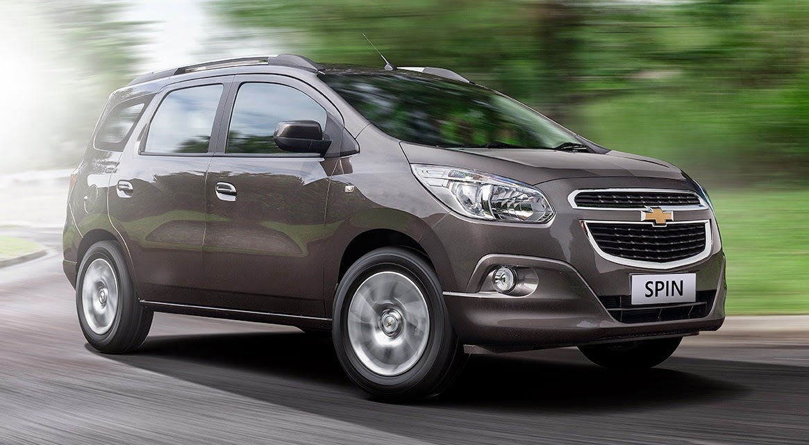 Chevrolet Find New Roads Agustus 2014