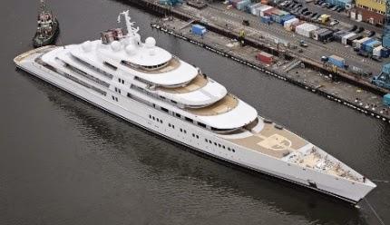 Azzam Ship