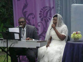 Pastor son wedding