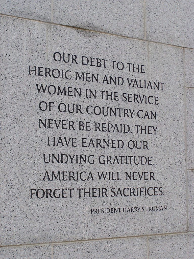 Famous Memorial Day Quotes by USA Presidents