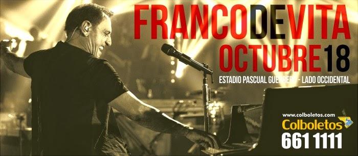 Franco De Vita en Cali