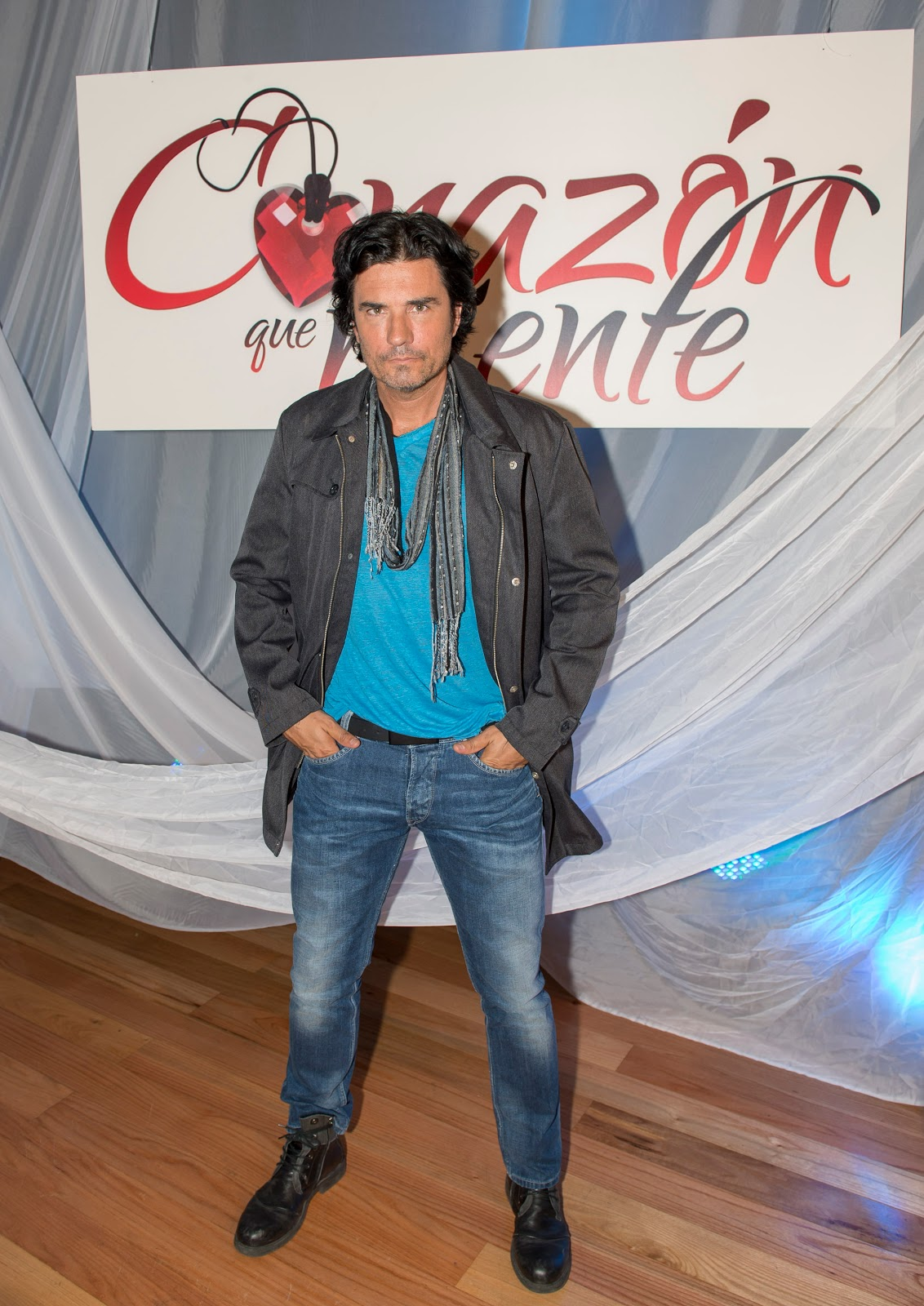 Zuria Vega Y Pablo Lyle Corazón que mient...
